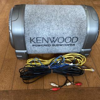 【ネット決済】KENWOOD KSC-SW900 サブウーハー 動作品