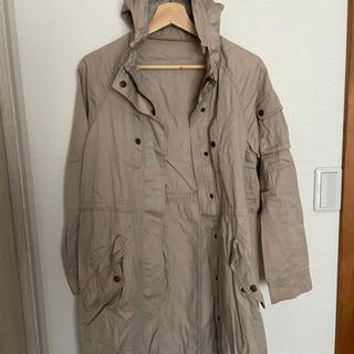ジャケット コート フード付き