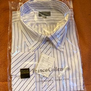 ボタンダウンシャツ 45-85 長袖
