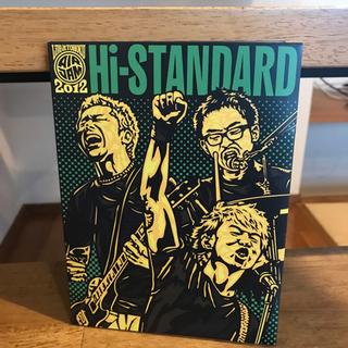 ハイスタ Hi-STANDARD 2012AIR JAM DVD