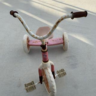 【ネット決済】三輪車