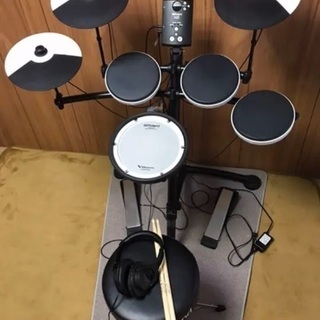 【ネット決済】【限界値下げ!】電子ドラム Roland TD-1...