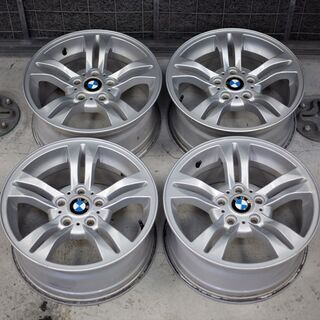 【ネット決済・配送可】BMW 純正 ホイール 17x8J+46 ...