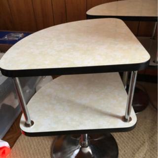 麻雀用 サイドテーブル 2本セット ※発送は致しかねます 最終値下げ