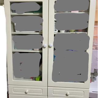 再開 26日処分します 食器棚 2回目追加画像