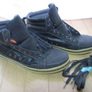 大きい足の人必見!中古品ですが靴どうですか?①
