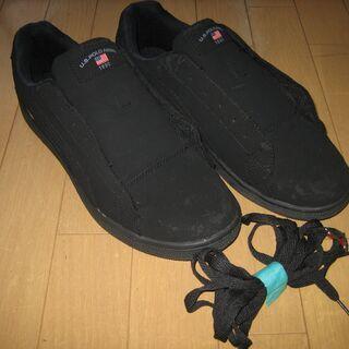 大きい足の人必見!中古品ですが靴どうですか?②