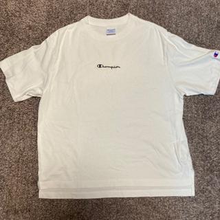 SMALLサイズ チャンピオン Tシャツ レディース