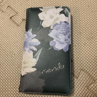 rienda手帳型iPhoneケース XR用