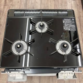 【未使用】リンナイ 都市ガス ビルトインコンロ 2020年製 RB31AW28U32RVW ガラストップ 幅60cm − 愛知県