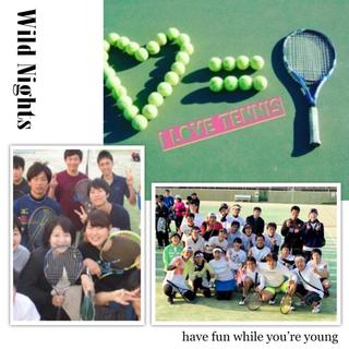 😆😊運動不足解消に!テニス楽しもうよ🎾🎾