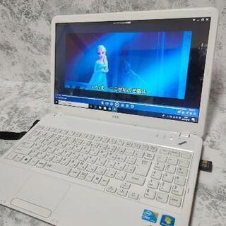 【1万円台♪格安Blu-Rayドライブ搭載】NEC ホワイトカラ...