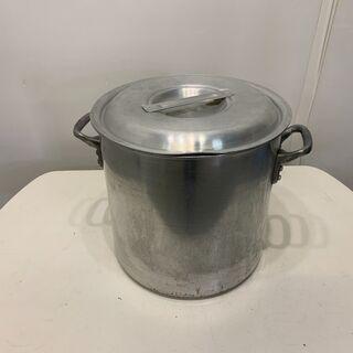 (210818) 厨房器具 業務用 キッチン用品 寸胴鍋 30㎝