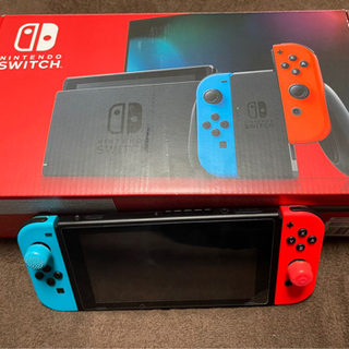【ネット決済】Nintendo Switch 中古 ソフト2個つき