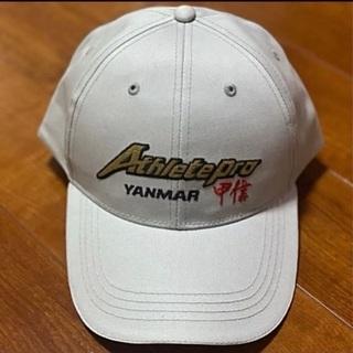 【ネット決済・配送可】ヤンマー 帽子