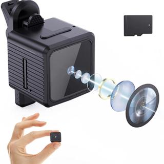 新品!FamBrow 超小型 防犯カメラ 32GBカード付き