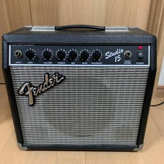 フェンダー アンプ Fender Studio 15