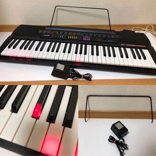 CASIO 光ナビゲーション 電子キーボード 61鍵盤 C…