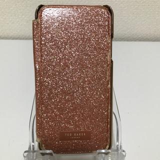 テッドベイカー TED BAKER ピンク×ゴールド iPhon...