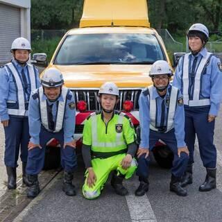 【長野県】☆日給¥14,160以上~☆飯田市で高速道路の警備のお...