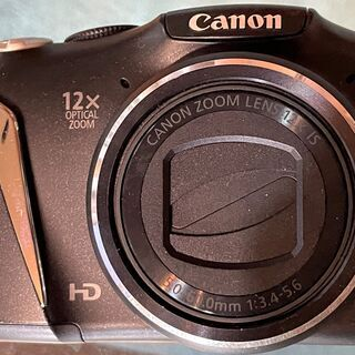 持って化泥棒価格!!(バク Canonコンパクトデジカメ12X...