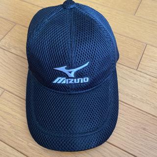ミズノ キャップ 帽子 黒
