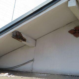 『風でバタバタせず雨漏りも解決❕』波板交換