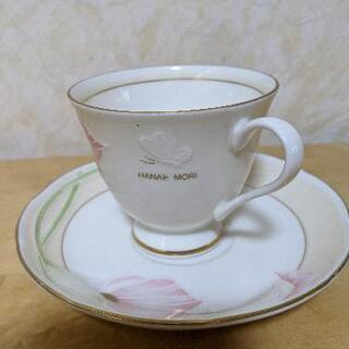 モリハナエ コーヒーカップ