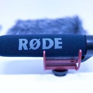 【※美品】RODE VideoMic GO