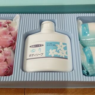 🧼【新品・未使用】熊野油脂 ボディソープ&石鹸 セット 【不用品...