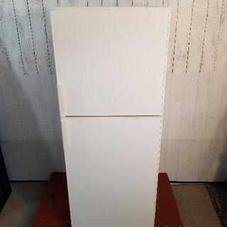 【美品】MUJI 無印良品 ノンフロン2ドア冷凍冷蔵庫 AMJ-...