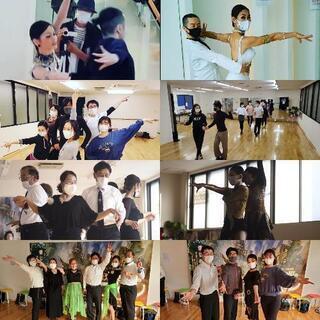 社交ダンスで日常に楽しさを😃広島⑩の画像