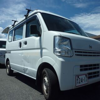 (ID3509)軽バン専門店在庫50台 25万円 日産 NV10...