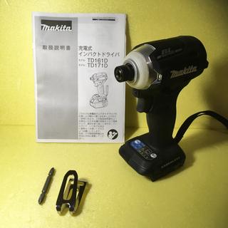 【新品未使用】マキタ14.4V TD161D インパクトドライバ...
