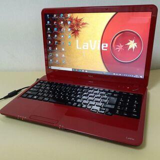 【取引中です】☆SSDで快適☆ NEC LaVie Wi-Fi ...