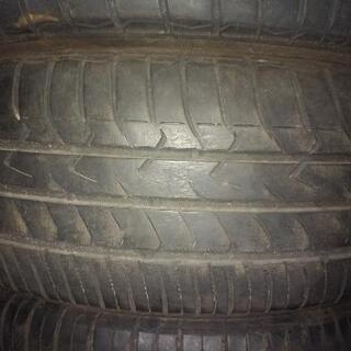 タイヤ 215/60R17トーヨー トランパス 4本セット - 糸島市