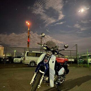 バイクのブレーキ関連の交換