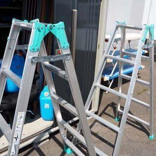 ◆ALINCO(アルインコ)はしご兼用脚立 GKN-150…