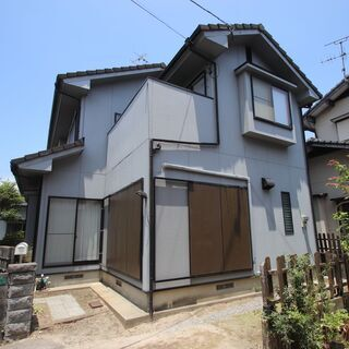 小倉南区下貫売家 旧東日本ハウス施工物件です!