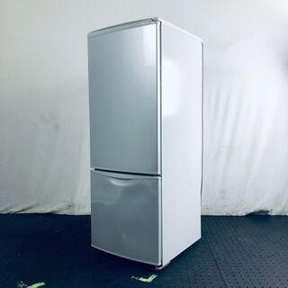 【ネット決済・配送可】ナショナル National 冷蔵庫 一人...