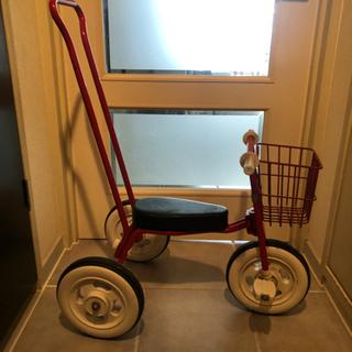 【ネット決済】無印良品の赤い三輪車