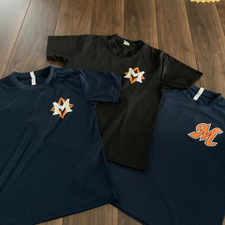 大分南高校 野球部 応援Tシャツ