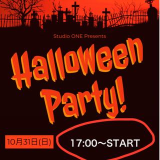 Halloween Party @Studio ONE茅ヶ崎
