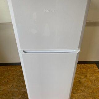 【Haier】ハイアール 冷凍 冷蔵庫 容量121L 冷蔵室33...