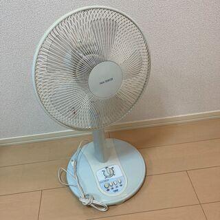 ユアサプライム 扇風機 YUASA YT-300F