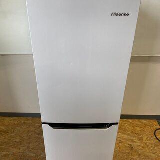 【Hisense】 ハイセンス 2ドア 冷凍 冷蔵庫 容量150...