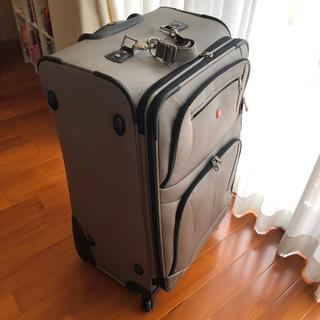 ★無料に変更 アメリカで購入  SW I S SGE AR 大型 スーツケース 格安 - 瑞穂市