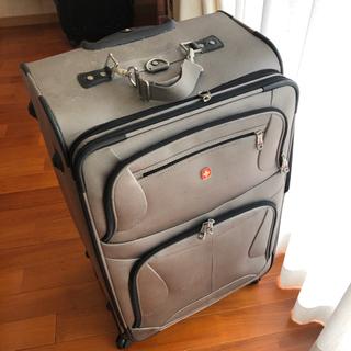 ★無料に変更 アメリカで購入  SW I S SGE AR 大型 スーツケース 格安の画像