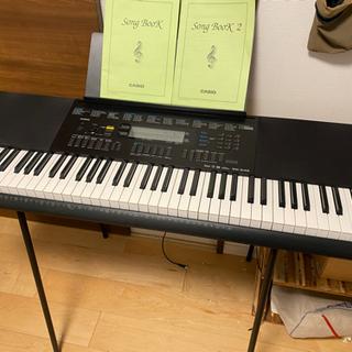 【ネット決済】CASIO 76鍵盤 電子キーボード WK-245...