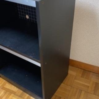 0円 横60cm奥40xm高90cm カラーボックス